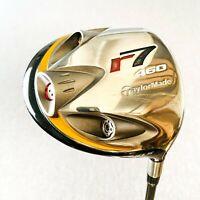 TaylorMade R7 460 Driver. 10.5, Stiff - Average Condition # T61