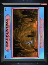 Topps Star Wars Card Trader Black Box Space Paintings Darth Vader 200cc DIGITAL