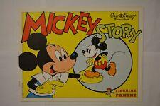 Panini Walt Disney Mickey Story Jahr 1979 / Leeralbum guter Zustand