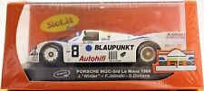 SLOT IT SICA03a PORSCHE 962C NEW 1/32 SLOT CAR IN FACTORY SEALED DISPLAY -RARE-