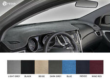 Fedar Black Dash Cover Mat Dashboard Pad Fits 05-14 Toyota Tacoma