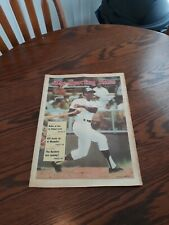 JUNE 13,1970-THE SPORTING NEWS-VADA PINSON OF THE CLEVELAND INDIANS