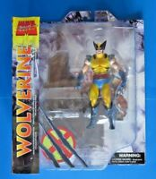 MARVEL SELECT WOLVERINE YELLOW ACTION FIGURE ~ NEW IN BOX