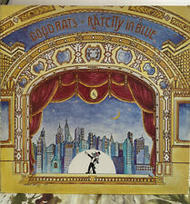 Good Rats Ratcity In Blue Hard Rock Vinyl LP Record Album 1975
