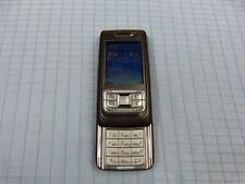 Original Nokia E65 Braun/Silber! Gebraucht! Ohne Simlock! TOP ZUSTAND! RAR! #41