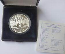 Slovaquie/Slovakia 10 euros 2011 Argent/Silber 150 ans Memorandum BE /PP/PROOF