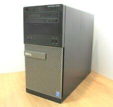 Dell Optiplex 3020 Windows 10 Tower PC Intel Core i5 4th Gen 3.2 4GB 500GB WiFi