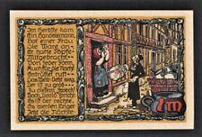 """vad - BEVERUNGEN - JUDAICA NOTE - """"JEWISH CHAMBER POT PEDDLER"""""""