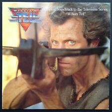 Rare! Stanislas Syrewicz WILLIAM TELL (CROSSBOW) TV soundtrack LP '89 Will Lyman