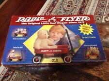 Vintage Radio Flyer No. 5 Miniature Wagon - New Old Stock
