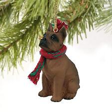 Conversation Concepts Boxer Tawny Original Ornament