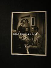 50s Tyrone Power Victoria Shaw The Eddy Duchin Story Movie PHOTO w/Credit 312H