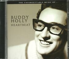 BUDDY HOLLY HEARTBEAT CD - LOVE ME, MIDNIGHT SHIFT & MORE