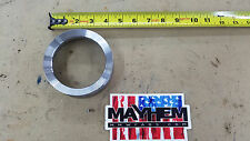 S300 Marmon x 3.5 Tube Billet Mild steel Turbo exhaust flange 100% MADE IN USA!