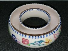 POOLE POTTERY HAND PAINTED POSEY DISH