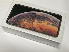 Apple iPhone XS Max 512GB Gold Verizon & CDMA + GSM Unlocked A1921 New/Sealed