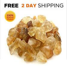 1LB CITRINE Rough Raw LOT Orange CRYSTAL Quartz Stone Gemstone WHOLESALE LARGE