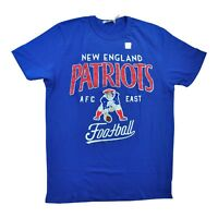 New England Patriots AFC East Football Mens Tee by Junk Food