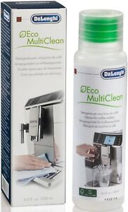 DeLonghi Eco Multi Clean cleaning liquid for milk frothers