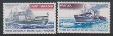 FSAT/TAAF/French Antarctic - 1981, Supply Ships set - MNH - SG 155/6