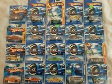 LOT OF Twenty (20) Hot Wheels Assorted 2006 On Card Ford GT40 Twin Mill II