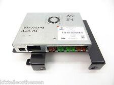 VW Touareg 7L Audi A6 TV Tuner Steuergerät Settop Box Fernseh Empfang 4F0919142A