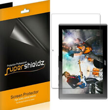 [3-Pack] SuperShieldz Clear Screen Protector Saver for Acer Iconia One 10 B3-A40