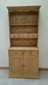 Woodstock 3ft dresser base  and  top. New. Delivery can be arranged.