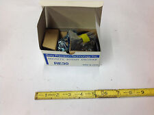 Sony Precision RE30 1024U2 Magnetic Rotary Encoder. NOS IN BOX