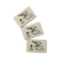 Koh-I-Noor 300/04 Erasers for Graphite Pencil & Pastel Set of 3