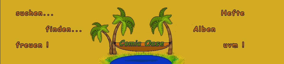 Die Comic-Oase
