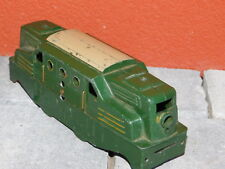 à RESTAURER vintage LOCOMOTIVE sncf 1B1-711 ancien train JOUETS FRANCE tin TOYS