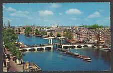 Amsterdam - C.  Magere brug over de Amstel