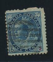 Canada Stamp Scott #79, Used