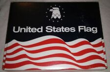 New listing 1989 Annin Tough-Tex 3' x 5' American Flag United States U.S.A. New Polyester