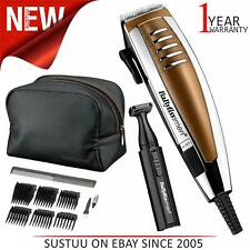 Babyliss Professional Corded Mens Hair Clipper│Trimmer Gift Set│7448DGU│Copper