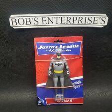 DC Comics Justice League- The New Frontier: BATMAN Bendable Figure E-818