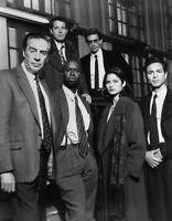 "Jerry Orbach ""Law and Order"" 5x7 TV Memorabilia"