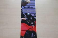 168299) BMW Motorrad - die Farben - Prospekt 09/1986