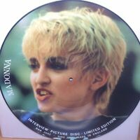 MADONNA - Limited Edition Interview: Picture Disc LP Mint UNPLAYED!! BN