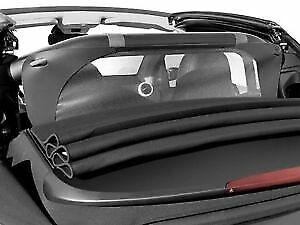 Genuine Smart Fortwo Cabrio Wind Deflector Draft Stop 4538600074