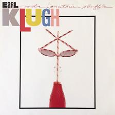 EARL KLUGH - Soda Fountain Shuffle (LP) (VG/VG+)