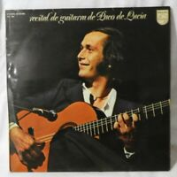 "PACO DE LUCIA ""Recital De Guitarra"" 1975 (Philips/6328036/SPAIN) VG+/VG+!!"
