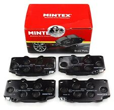 MINTEX FRONT AXLE BRAKE PADS FOR TOYOTA HILUX MDB2718 (REAL IMAGE OF PART)