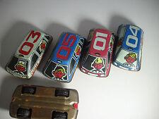 Antike originale Blechspielzeugnutzfahrzeuge (1945-1970) - Markenlose