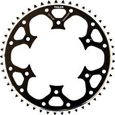 TALON GROOVELITE REAR SPROCKET 52T (BLACK) Fits: Honda CR500R,CRF450R,CRF250R,CR