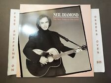 Neil Diamond The Best Years Of Our Lives 1988 Lp