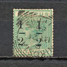 (NNAS 510) CYPRUS 1886 USED CA MICH 25II