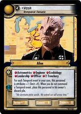 Star Trek CCG 2E Captain's Log Vosk, Temporal Fanatic 10U100