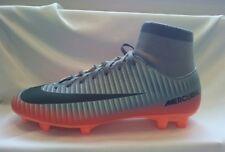 Nike MERCURIAL VICTORY vi CR7 DF D FG Calzino Stivali UK 8 (EUR 42.5) BORCHIE (903605 001)